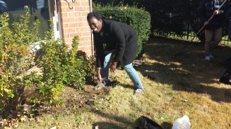 Trying to weed-Fall 2014