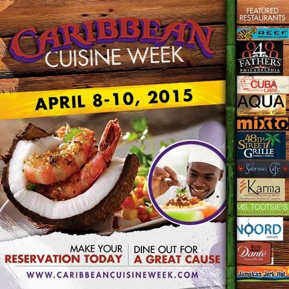 Caribbean cuisine week 2015