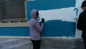 Ebele the artist!