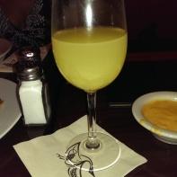 Delicious Mimosa!